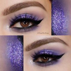 You need to see our collection of purple smokey eye makeup looks. Recreate these looks, and you are ready to shine bright and be the star of any party. #makeup #makeuplover #makeupjunkie #eyemakeup