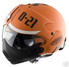 OSBE Helmet Jet look