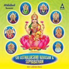 Sri Asthalakshmi Kavasam & Suprabatham-ACD