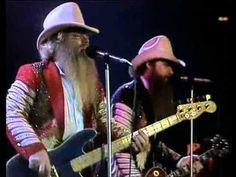 ZZ Top - I Thank You & Waitin' For The Bus (live 1982)