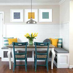 54 Best Corner Bench Dining Table Images Kitchen Nook