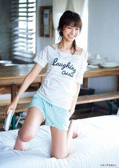 (画像2/6) 欅坂46土生瑞穂(C)岡本武志/ヤングマガジン - 欅坂46土生瑞穂のスラリ美脚が眩しい!意外な一面も明らかに Asian Cute, Beautiful Asian Girls, Kawaii Cute, Kawaii Girl, Oriental, Figure Drawing Reference, Japanese Models, Japanese Beauty, Long Shorts