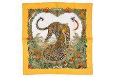Hermès Jungle Love Pochette, Dallet