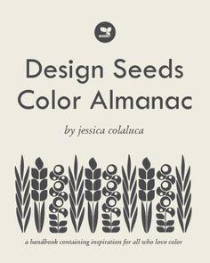Design Seeds Color Almanac
