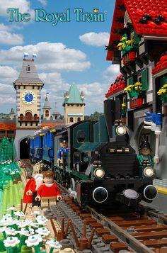 lego RailBricks Issue #4 Cover | Flickr - Photo Sharing!