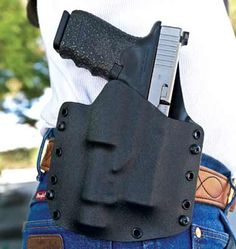 Contact! Concealment Holsters | American Handgunner | Kydex C!C | Click here: http://americanhandgunner.com/contact-concealment-holsters/
