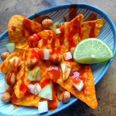 Miss Mochi's Adventures: Dorilocos: Tostilocos with Doritos