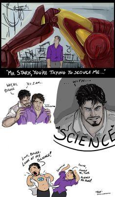 With...SCIENCE! by xanykaos.deviantart.com on @deviantART