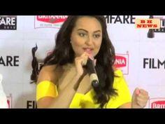 Sonakshi Sinha at Filmfare Press Meet | Bollywood Hot News