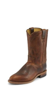 justin ropers, roper boots