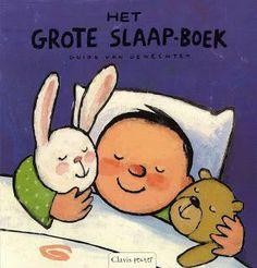 Boekenhoek: het grote slaap-boek