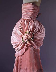 1948 Dress (Ball Gown), House of Balenciago (front view)