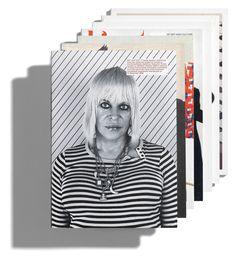 Dot Dot Dot magazine (front)