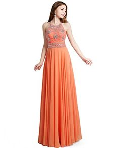 Belle House Coral Sexy Prom Dress Formal Occasion Gown Long 2015 Belle House http://www.amazon.com/dp/B016NSMZTQ/ref=cm_sw_r_pi_dp_jHzAwb0R1JMBM