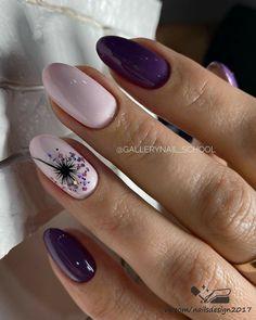 Chic Nails, Stylish Nails, Trendy Nails, Manicure Nail Designs, Nail Manicure, Smart Nails, Nagellack Design, Oval Nails, Luxury Nails