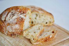 *Squeaky Swing: Hausgemachtes Brot im Gusseisentopf