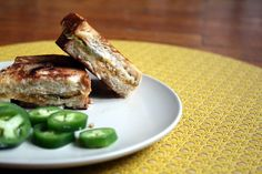 The moment I stumbled onto Closet Cooking, I knew this sandwich needed to be in my life. Grilled cheese sandwiches are easy. Jalapenos are delicious. There was no way this could go wrong. And it ha…