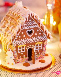Christmas Baking, Merry Christmas, Xmas, Sweets, Cooking, Food, Gingerbread Houses, Celebrations, Yule