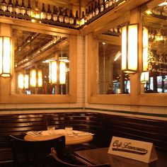 On Pinterest Bistros French Bistro And Restaurant Interior Design