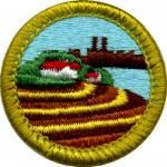 Soil and Water Conservation Merit Badge for Boy Scouts