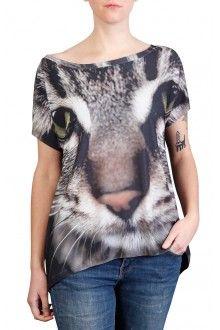 Comprar blusa-feminina-inverno-estampa-gato-rajado-usenatureza