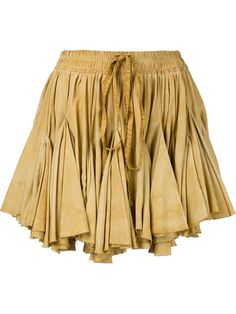 Vivienne Westwood Gold Label 'Facette' skirt
