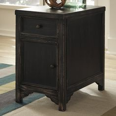 Found it at Wayfair.ca - Calvin Chairside Table