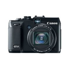 Canon G1 X 14.1 MP CMOS Digital Camera with 4x Wide-Angle Optical Image Stabilized Zoom Lens Full 1080p HD Video and 3.0-inch Vari-Angle LCD - $799