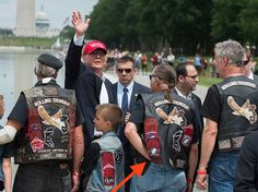 """Turns out,Bikers for Trump may be more reliable than law enforcement in maintaining the peace. Bikers for Trump founder reportedly told Fox News roughly 200,000 of its members will be in DC to support law enforcement on inauguration weekend in case of anti-trump protester disruption. Fox News reported: """"We are anticipating a peaceful transition of power,"""" Bikers for Trump founder and leader Chris Cox said Monday on """"Fox & Friends."""" """"We don't have any reason to believe that we're going t..."""