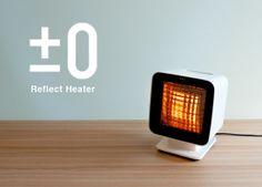 ±0 Reflect Heater