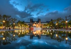 I Amsterdam by Elia Locardi, via 500px
