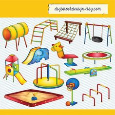 playground equipment clip art free clipart images graphics rh pinterest com Free Sport Whistle playground clip art free printable