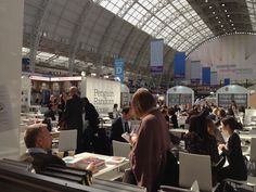 Day 3 at #LBF was just as intimidating as day one. I tried approaching big publishing houses to get email addresses from them. I ventured into a big hall filled entirely with literary agencies. There especially, the fair felt like an old-fashioned movie scene of the New York stock market, with frantic stock brokers hurrying to and fro. I gave up talking to any agents after the first three I approached looked at me as if I had just murdered their mother.