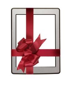 E-books as gifts? Yes, please