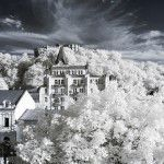 Gorgeous Icy Infrared Photographs of Kiev