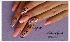 Nokti, Pink Nails, Nail Art Pink Nails, Nail Art, Beauty, Beleza, Pink Nail, Nail Arts, Nail Pink, Art Nails, Rose Nails