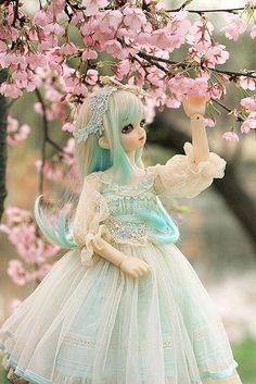 Land of Immortals is Resinrome Beautiful Barbie Dolls, Pretty Dolls, Anime Dolls, Blythe Dolls, Baby Shower Niño, Cartoon Girl Images, Princess Pictures, Cute Baby Dolls, Asian Doll