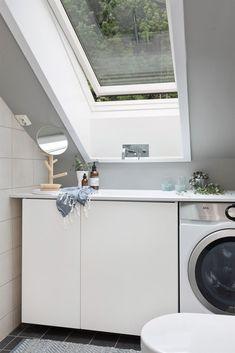 (3) BO HØYT OG FRITT I EKEBERGSKRENTEN: Nydelig 2-roms med 15,6 kvm vestvendt takterrasse med rå utsikt! - Lekre detaljer - Mulighet for P-plass - Lave f.kost - Nærhet til marka og sentrum! | FINN.no Fritters, Washing Machine, Home Appliances, Real Estate, Rome, Fried Dumplings, House Appliances, Appliances, Washers
