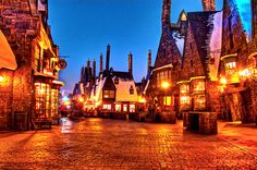 The Wizarding World of Harry Potter....say it right!