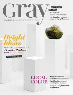 92 PAGE Gray Magazine Issue # 10 BRIGHT IDEAS @ http://issuu.com/graymag/docs/gray_magazine_issue_no._10