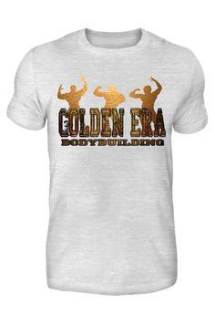 GOLDEN ERA Fit T-Shirt Fitness, Mens Tops, T Shirt, Fashion, Supreme T Shirt, Moda, Tee Shirt, Fashion Styles, Fashion Illustrations