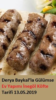 Ev Yapımı İnegöl Köfte Tarifi – Çorba Tarifleri – Las recetas más prácticas y fáciles Best Meatloaf, Meatloaf Recipes, Meatball Recipes, Kebab Recipes, Appetizer Recipes, Turkish Recipes, Italian Recipes, Food Articles, Healthy Eating Habits