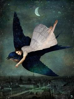 Fly Me To Paris ~ Christian Schloe~