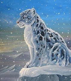 Rock Art Animals   Serenity Animal Painting Art
