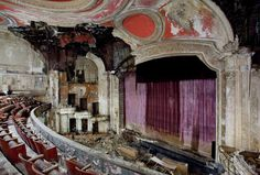Paramount theater Newark Nj