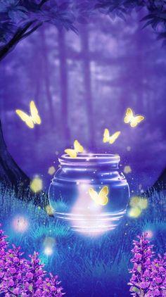 Art Discover Butterflies are free to fly. Cute Galaxy Wallpaper, Butterfly Wallpaper Iphone, Neon Wallpaper, Scenery Wallpaper, Landscape Wallpaper, Cute Wallpaper Backgrounds, Pretty Wallpapers, Colorful Wallpaper, Disney Wallpaper