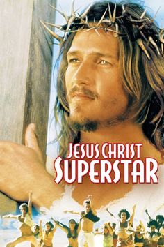 Oscar-nominated film adaptation of the rock opera of the same name, based on the last weeks before the crucifixion of Jesus. The film was directed by Norman Jewison. Ted Neeley and Carl Anderson were nominated for… Jesus Christ Superstar Film, Best Drama Movies, Yvonne Elliman, Unforgettable Song, Norman Jewison, Crucifixion Of Jesus, Testament, Concept Album, Free Tv Shows