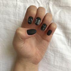Korean Nail Art, Korean Nails, Acrylic Nails, Gel Nails, Nail Polish, Army Nails, Blue Nail Designs, Holographic Nails, Blue Nails