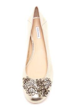 Vera Lavender Lisa Flat Wedding Shoeswedding