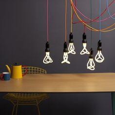 Prodotti per l'interior design - Plumen 001 Screw Fitting Baby - Lampadari - Illuminazione - shop online di Mohd